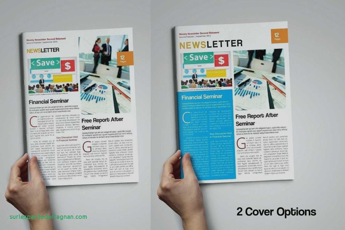 Free Indesign Cc Newsletter Templates