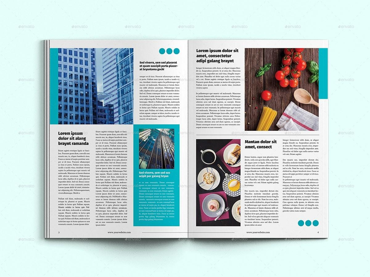 Free Indesign Newsletter Templates