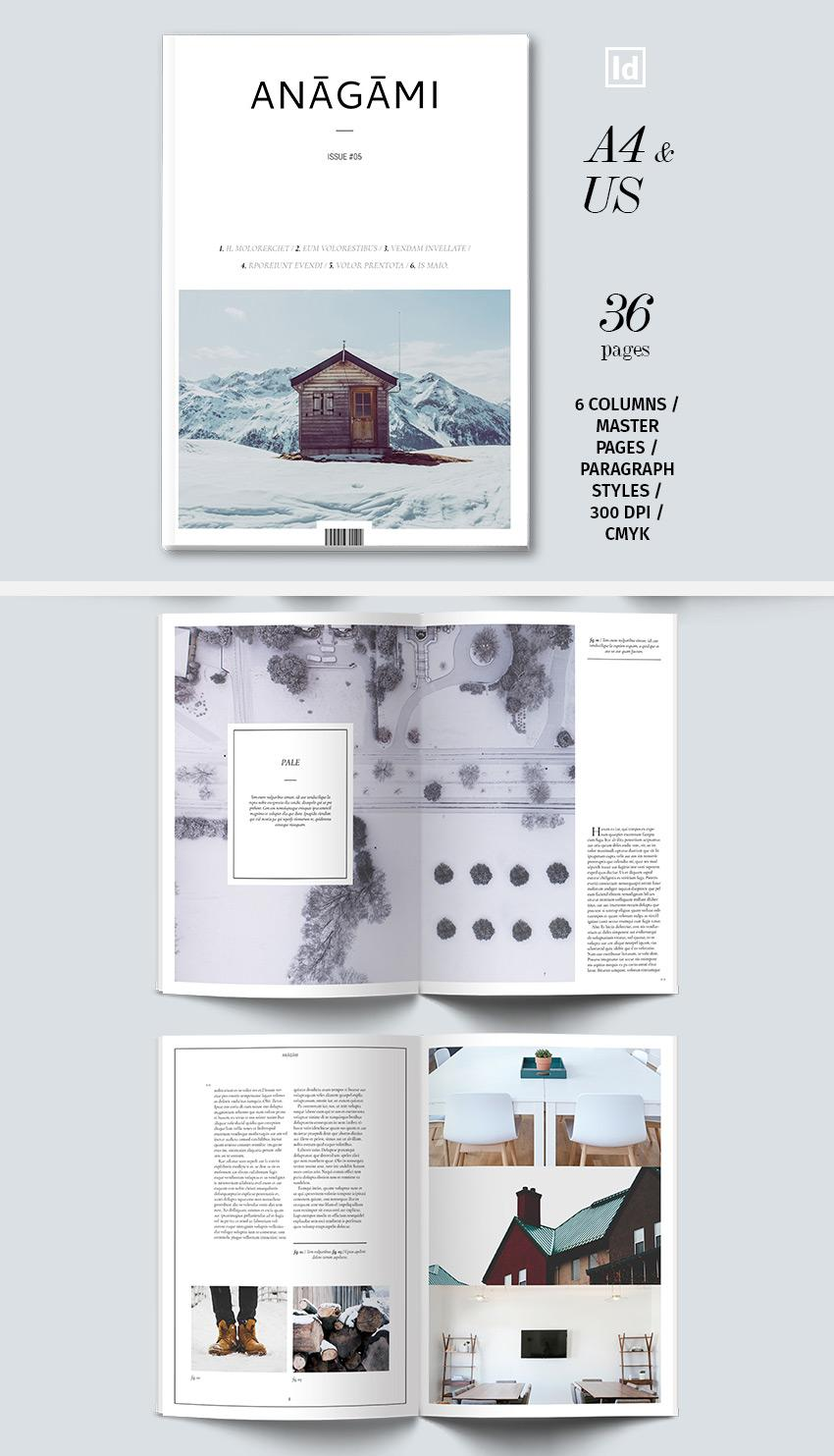 Free Indesign Photobook Templates