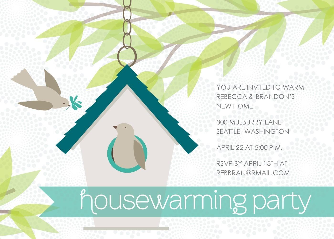 Free Indian Housewarming Invitation Templates