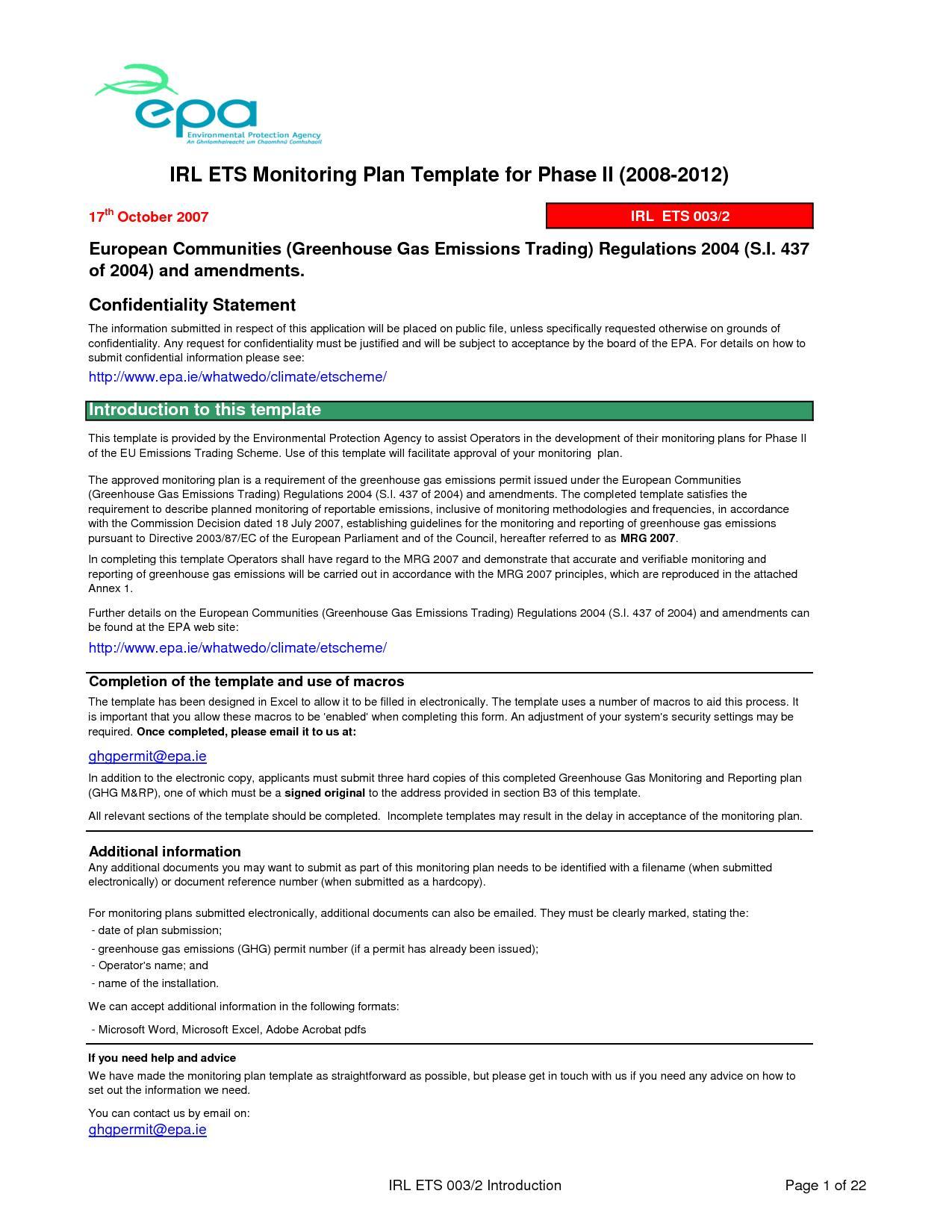 Free Job Proposal Template Samples