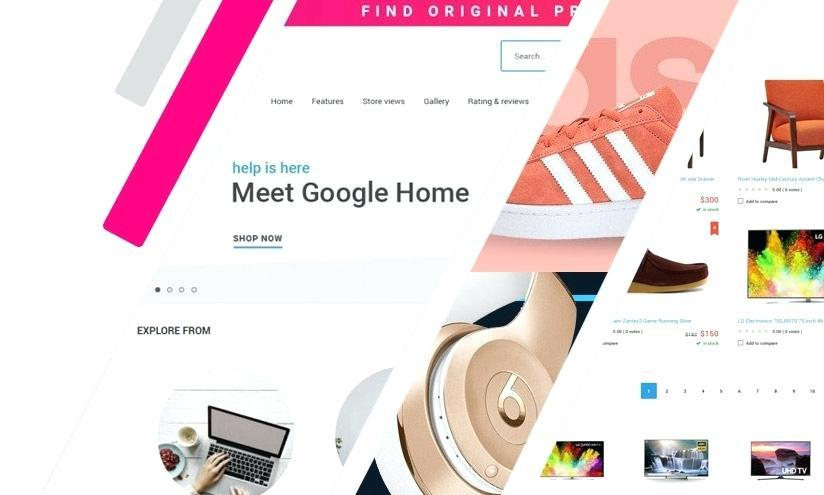 Free Joomla Ecommerce Website Templates