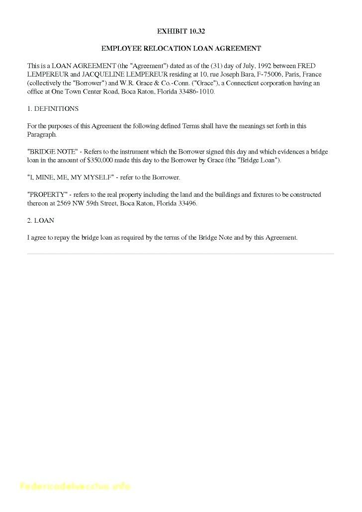 Free Legal Promissory Note Template