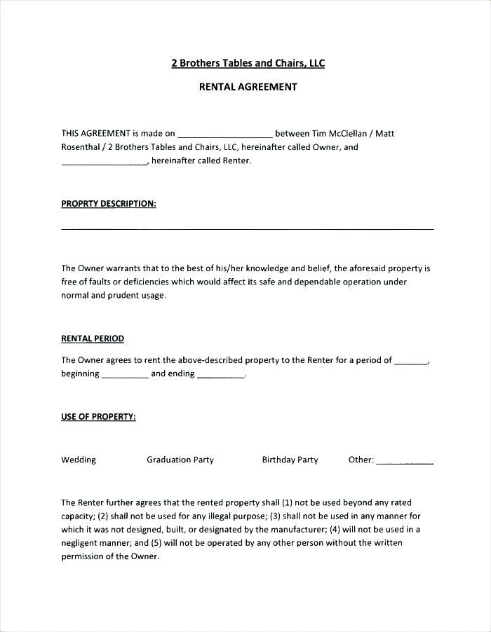 Free Lodger Agreement Template Word