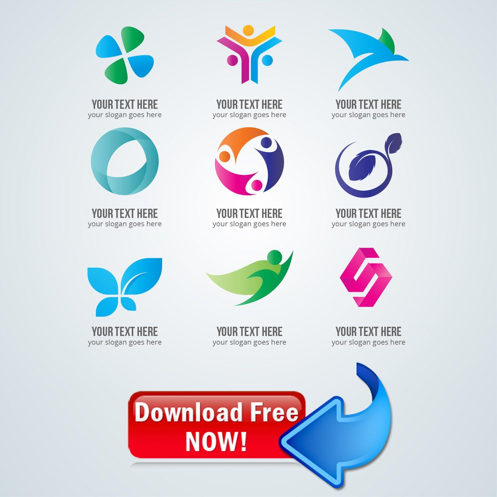 Free Logo Design Templates Illustrator