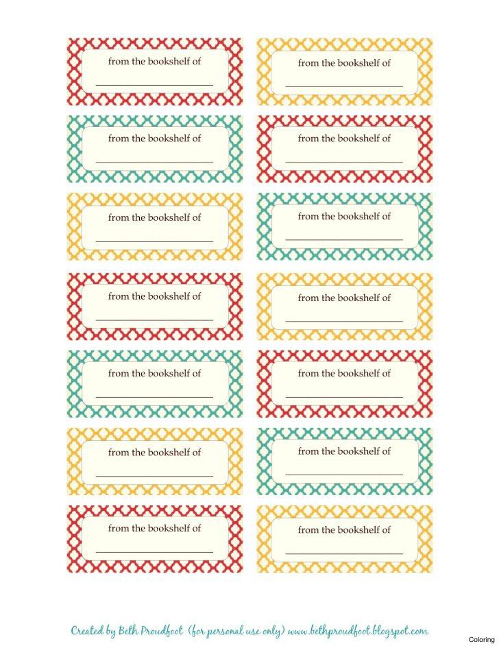 Free Mailing Label Template 1 X 2 58