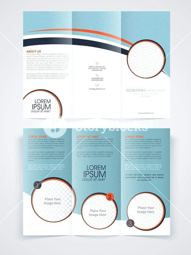 Free Marketing Booklet Template