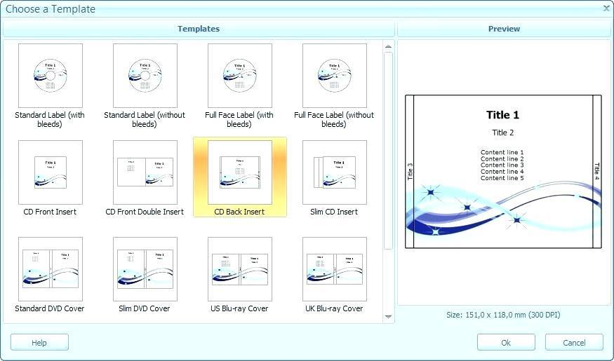 Free Memorex Cd Label Template For Mac