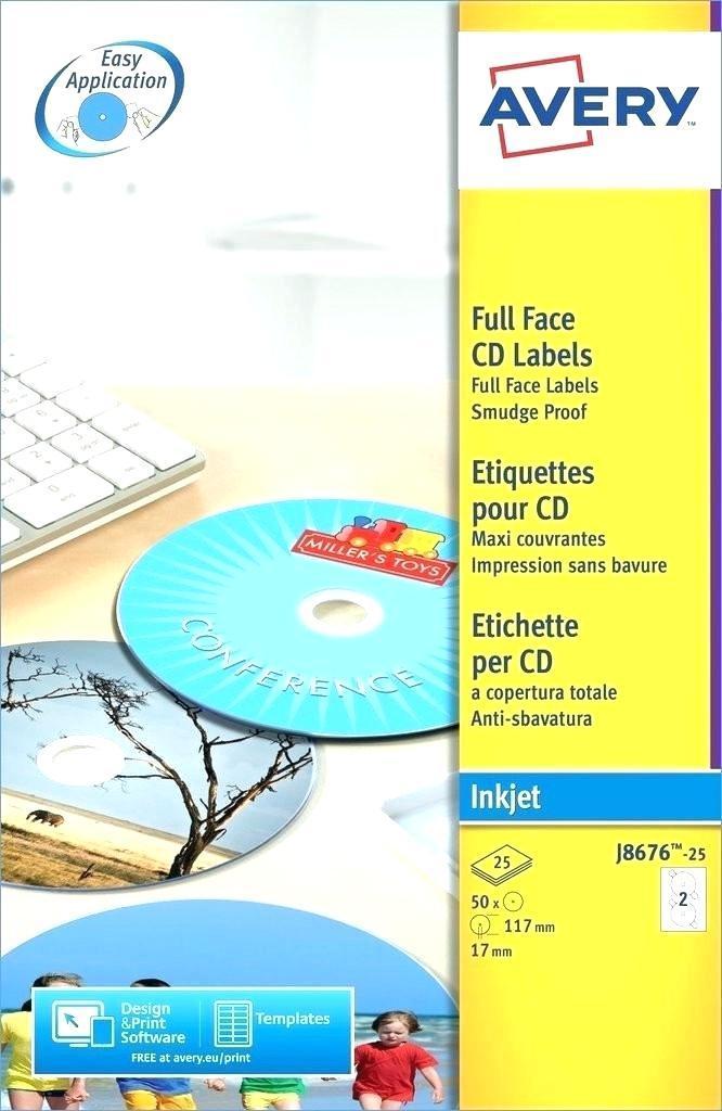 Free Memorex Cd Label Template