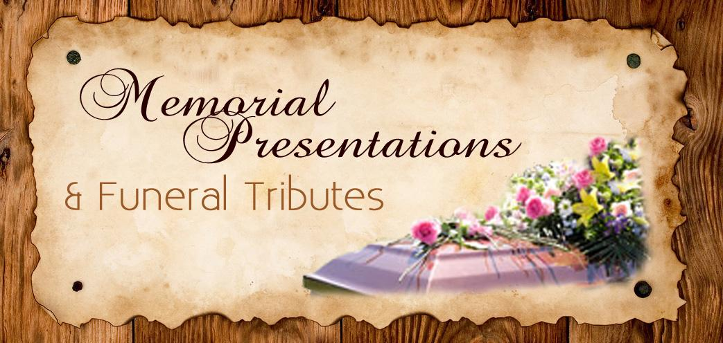 Free Memorial Service Powerpoint Template