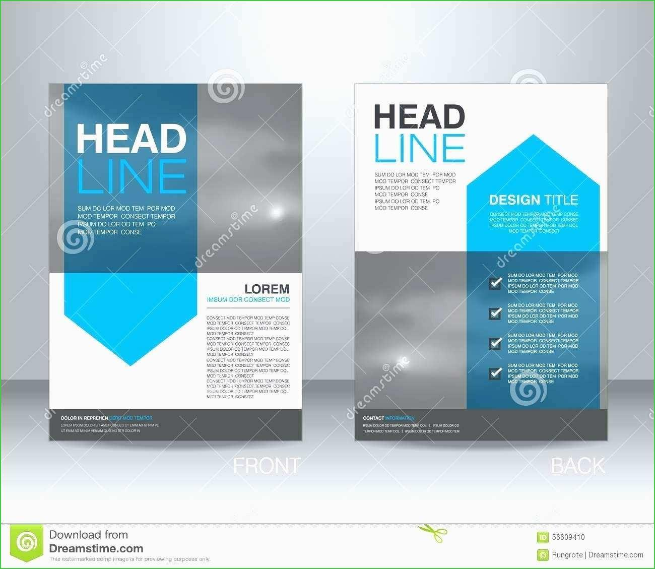 Free Ms Word Tri Fold Brochure Templates