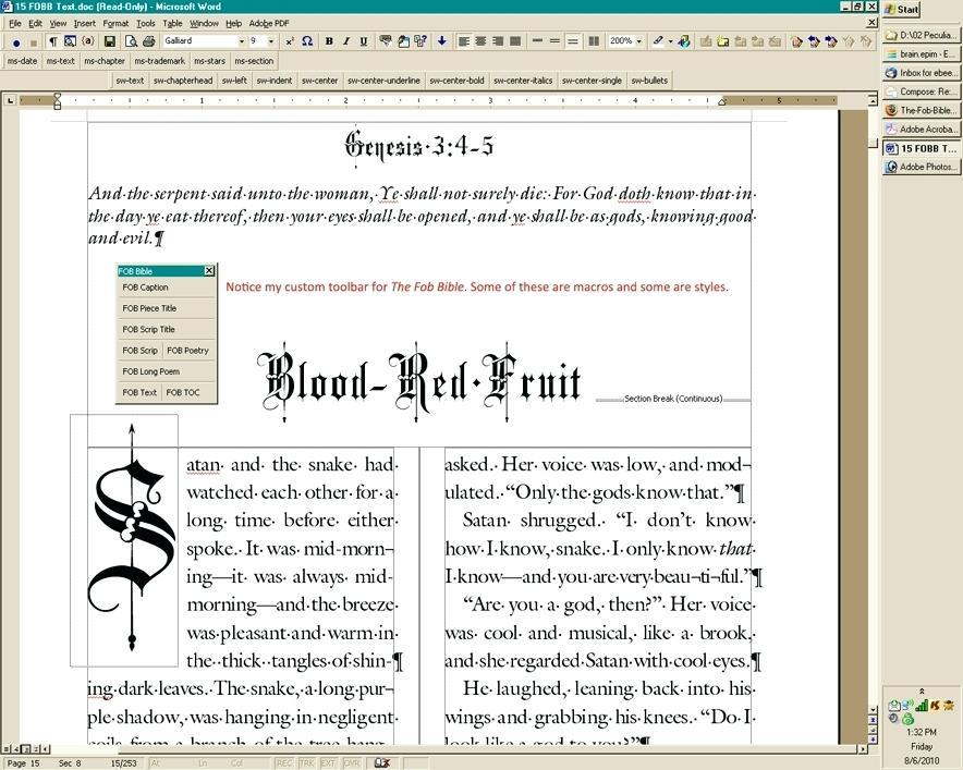 Free Newsletter Templates Word 2010