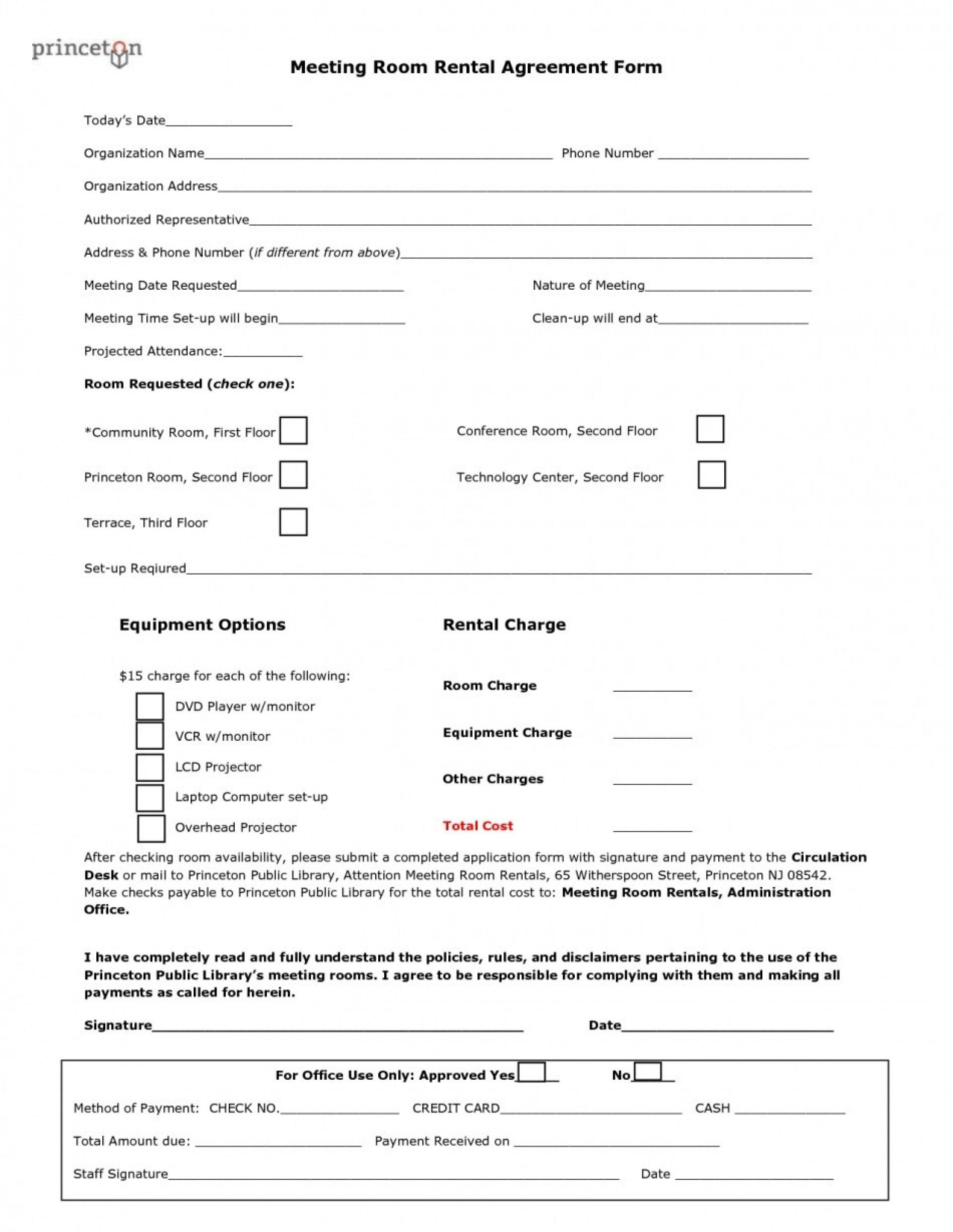 Free Nj Residential Lease Template