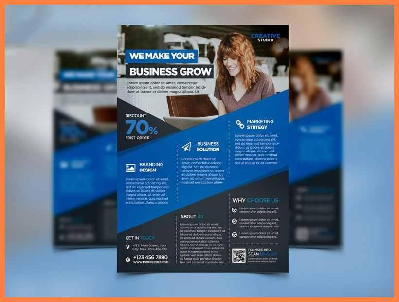 Free Online Real Estate Flyer Templates