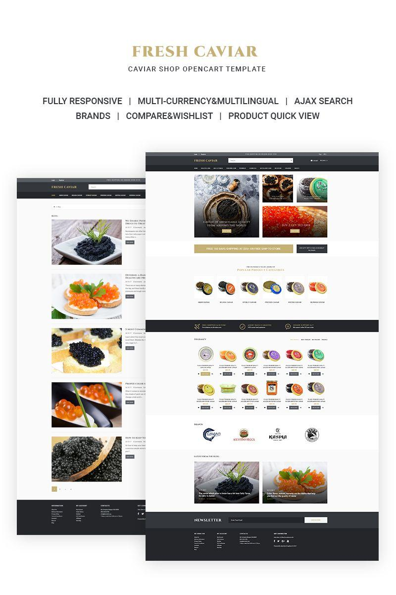 Free Opencart Website Templates