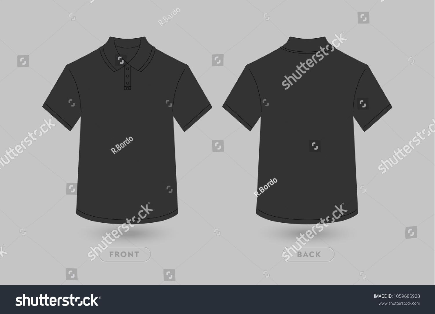 Free Polo Shirt Mockup Template