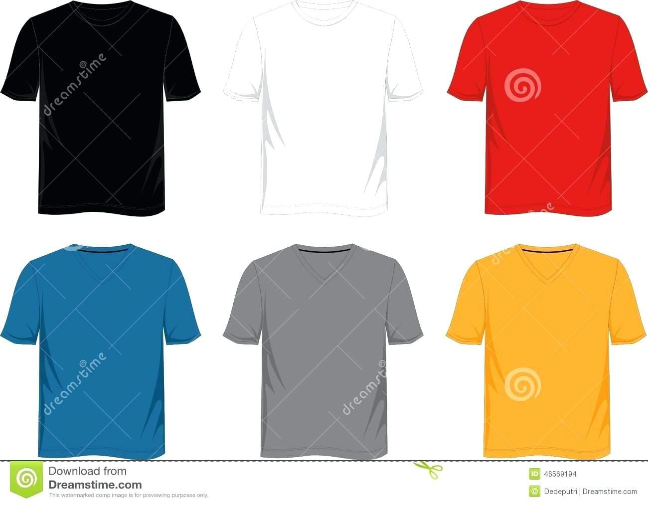 Free Polo Shirt Template Cdr