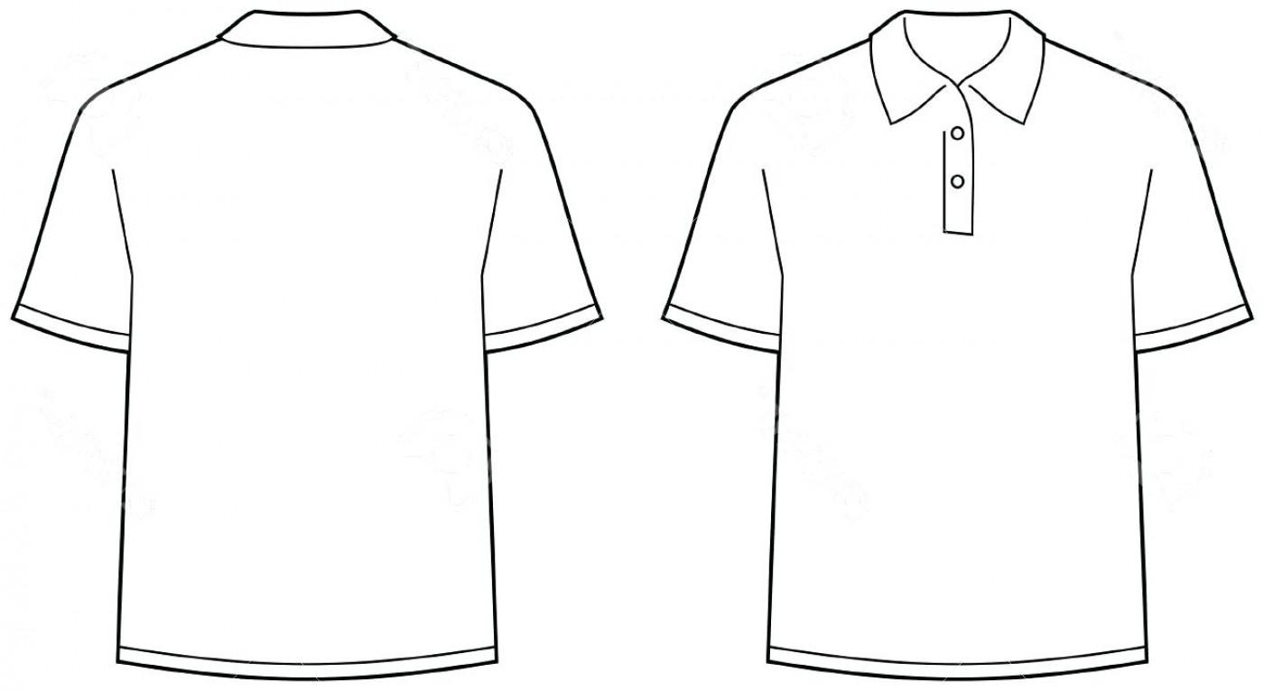 Free Polo T Shirt Template
