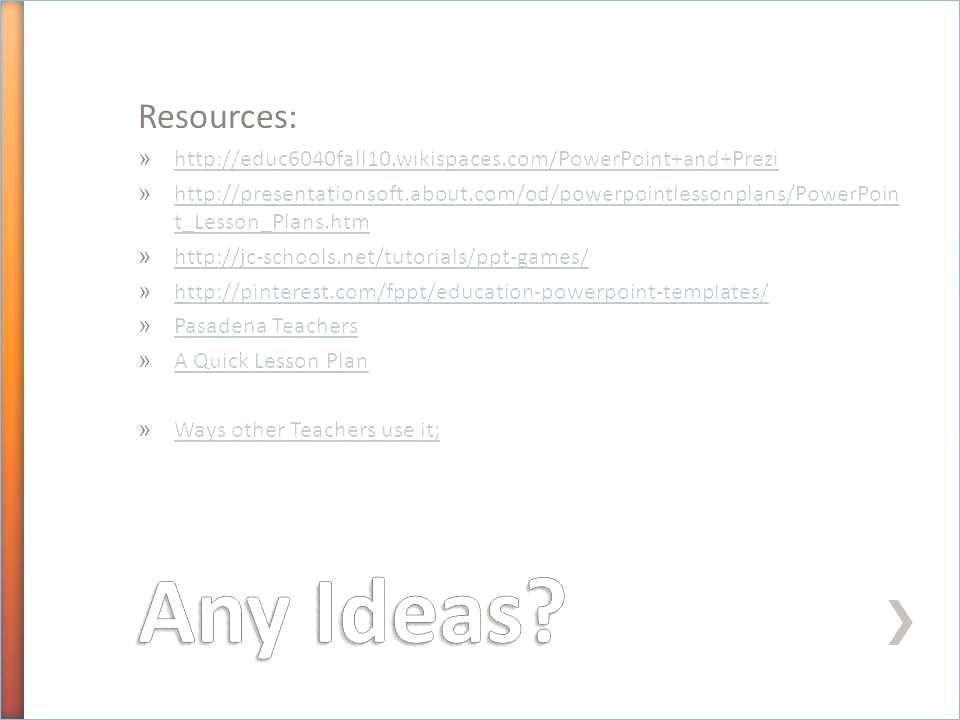 Free Powerpoint Presentation Templates For Teachers