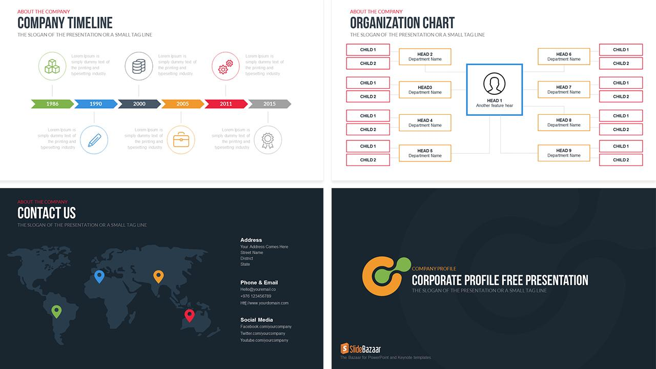 Free Powerpoint Templates For Business Proposals