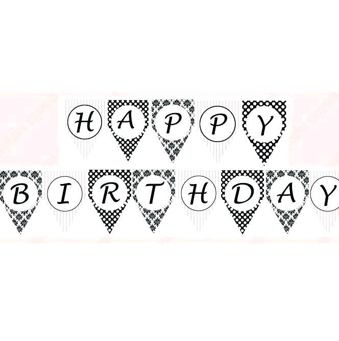 Free Princess Birthday Banner Template