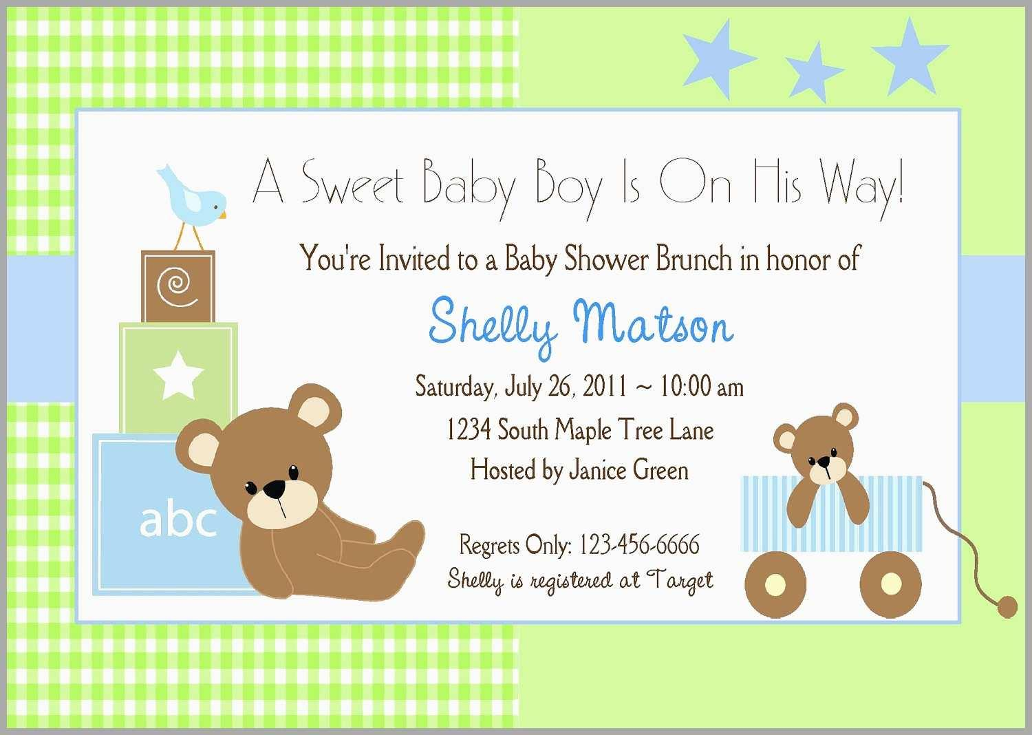 Free Printable Butterfly Baby Shower Invitations Templates