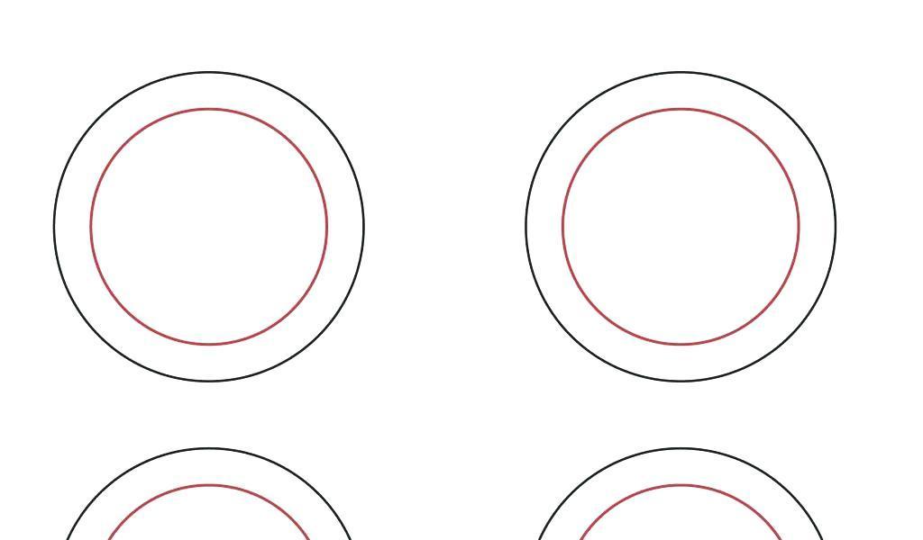 Free Printable Circle Label Templates