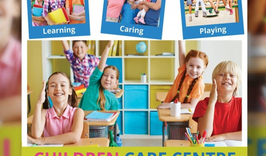 Free Printable Daycare Brochure Templates