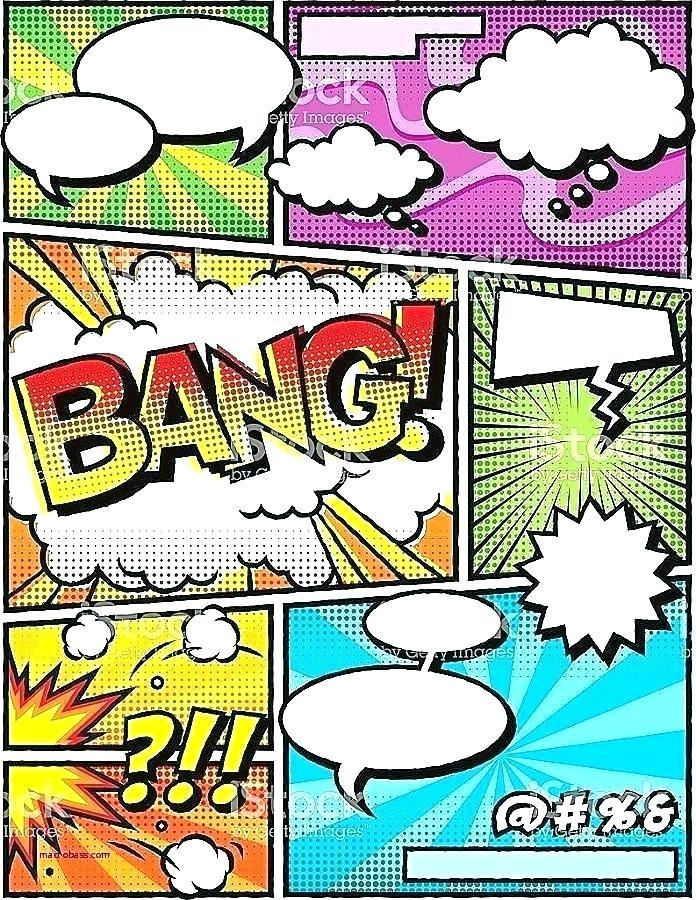 Free Printable Dc Superhero Birthday Invitation Templates