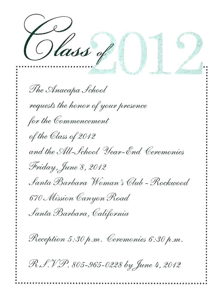 Free Printable Graduation Invitation Templates 2017