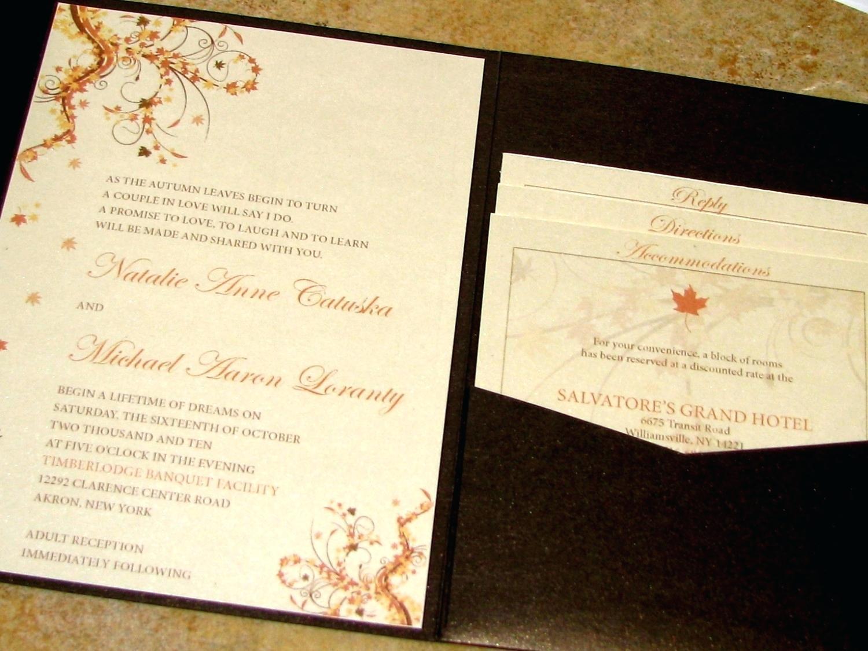 Free Printable Pocket Invitation Template