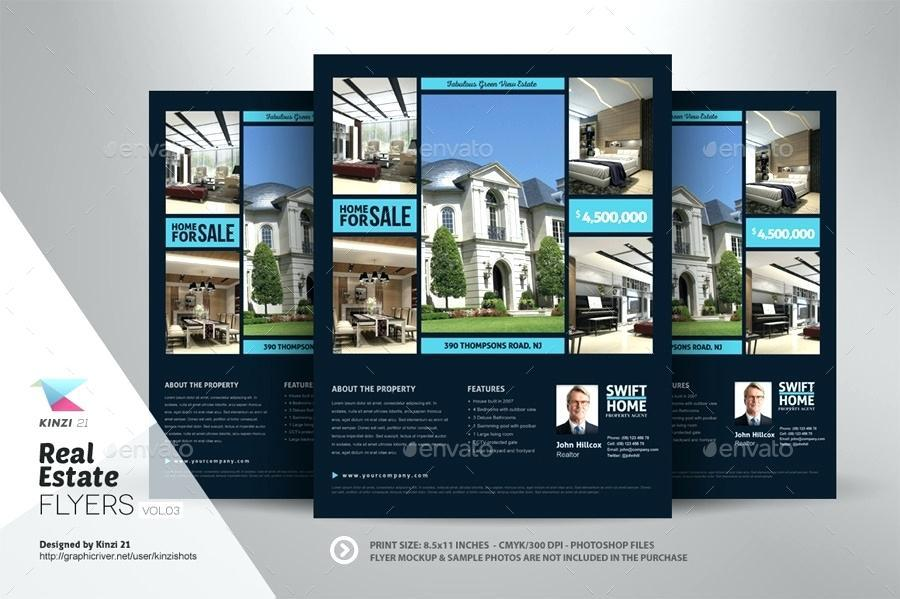Free Property Management Brochure Template