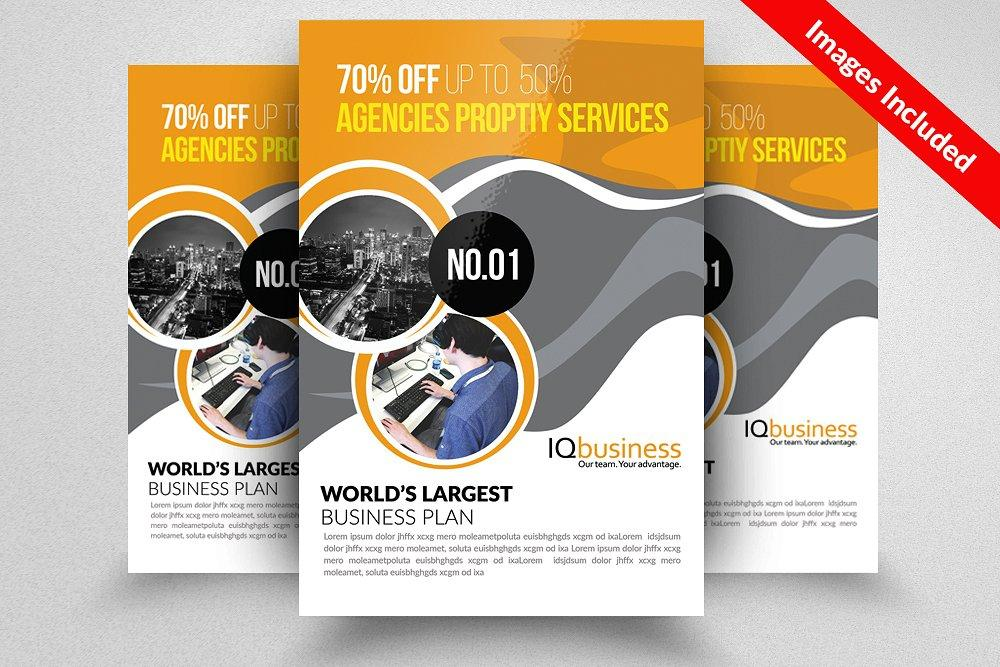 Free Psd Editable Brochure Templates