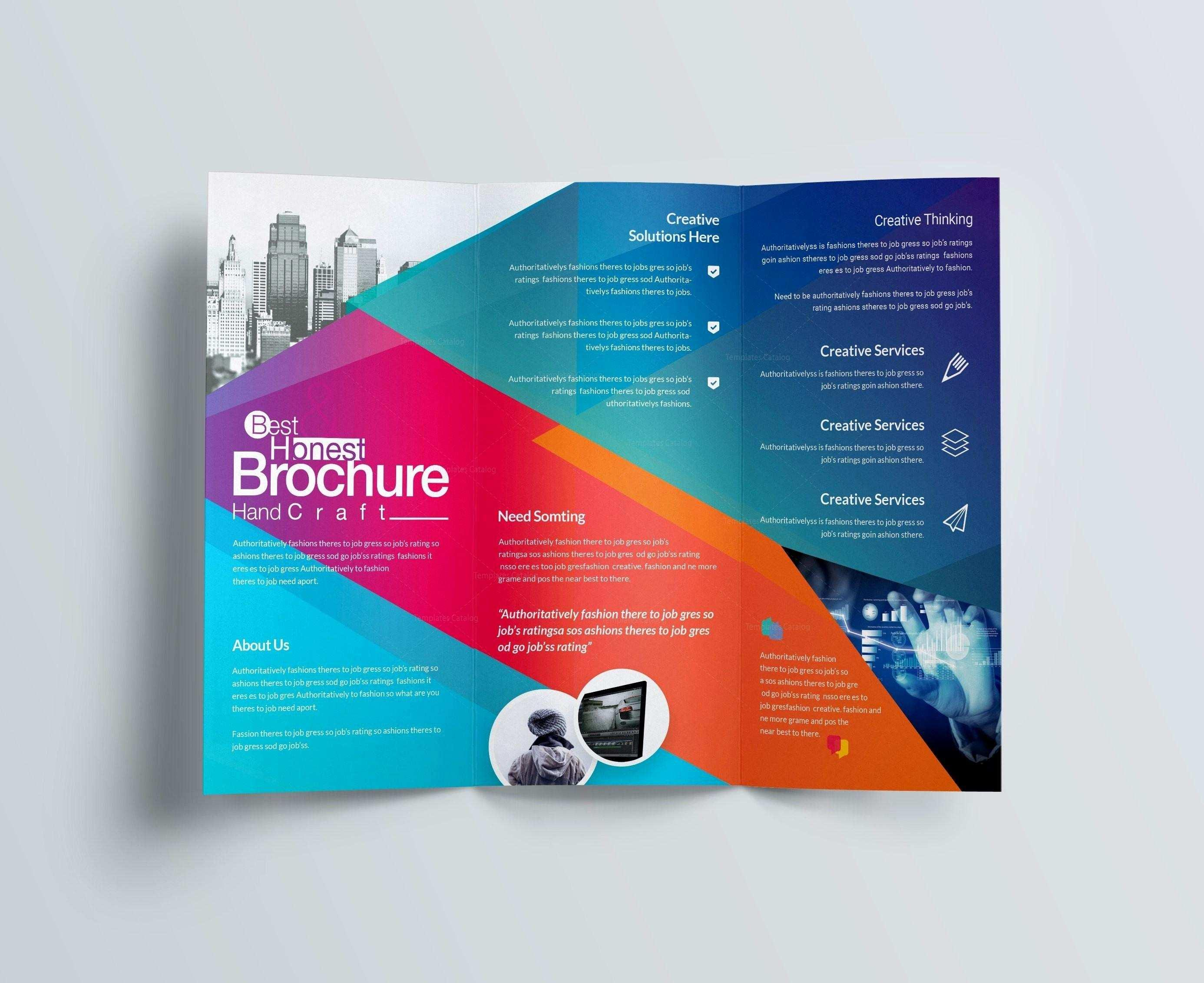 Free Publisher Flyer Templates Download