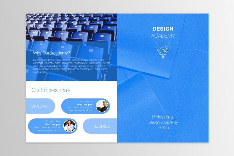 Free Publisher Flyer Templates