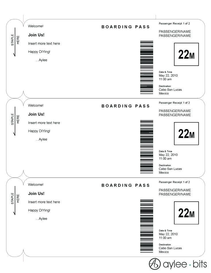 Free Raffle Ticket Template Uk