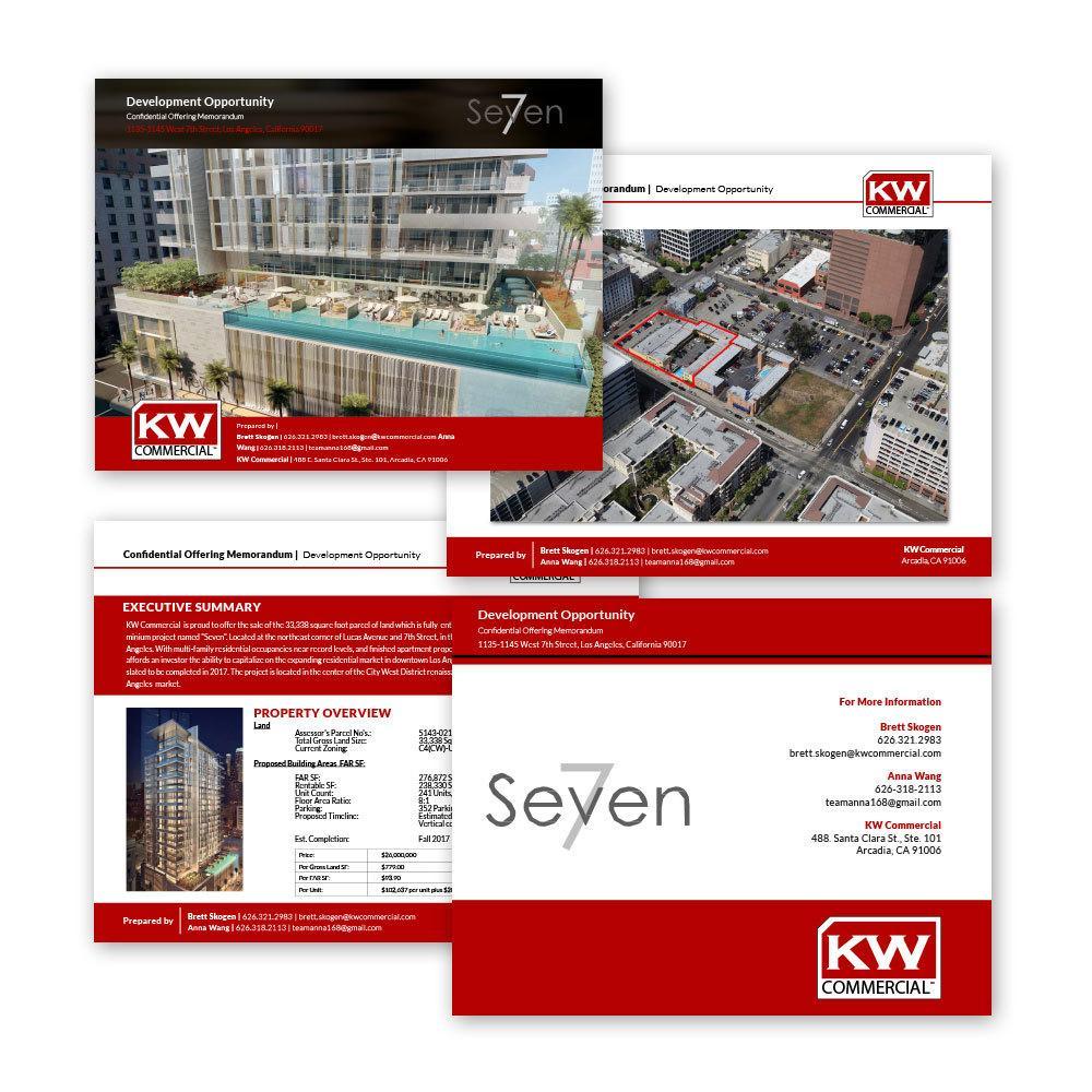 Free Real Estate Offering Memorandum Template