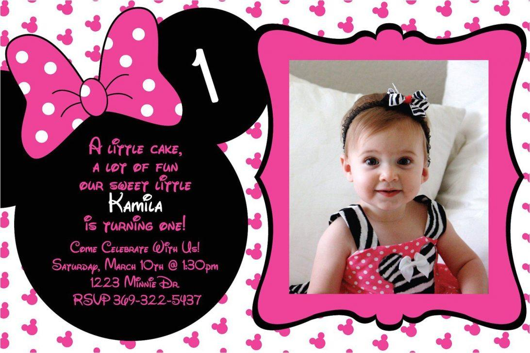 Free Red Minnie Mouse Printable Invitations