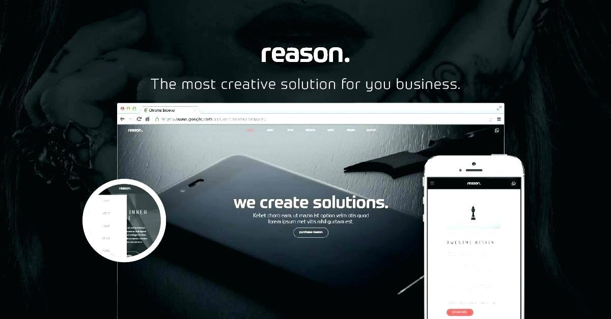 Free Responsive Muse Templates 2017