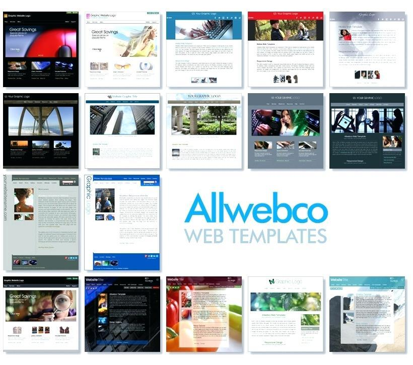 Free Responsive Webshop Templates