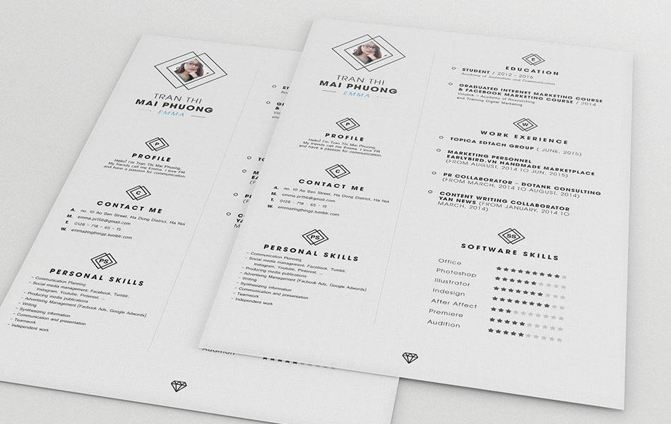 Free Resume Format Docx