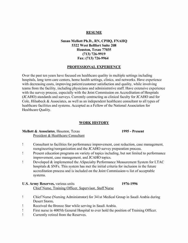 Free Resume Template Home Health Aide