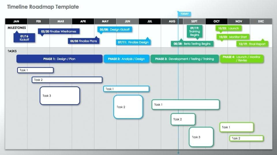 Free Roadmap Templates Ppt