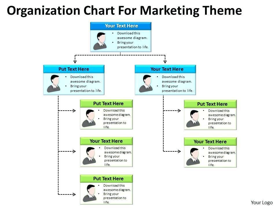 Free Sample Organization Chart Template