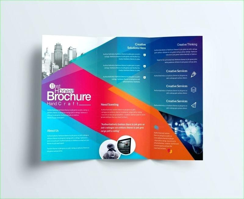 Free Square Brochure Template Indesign