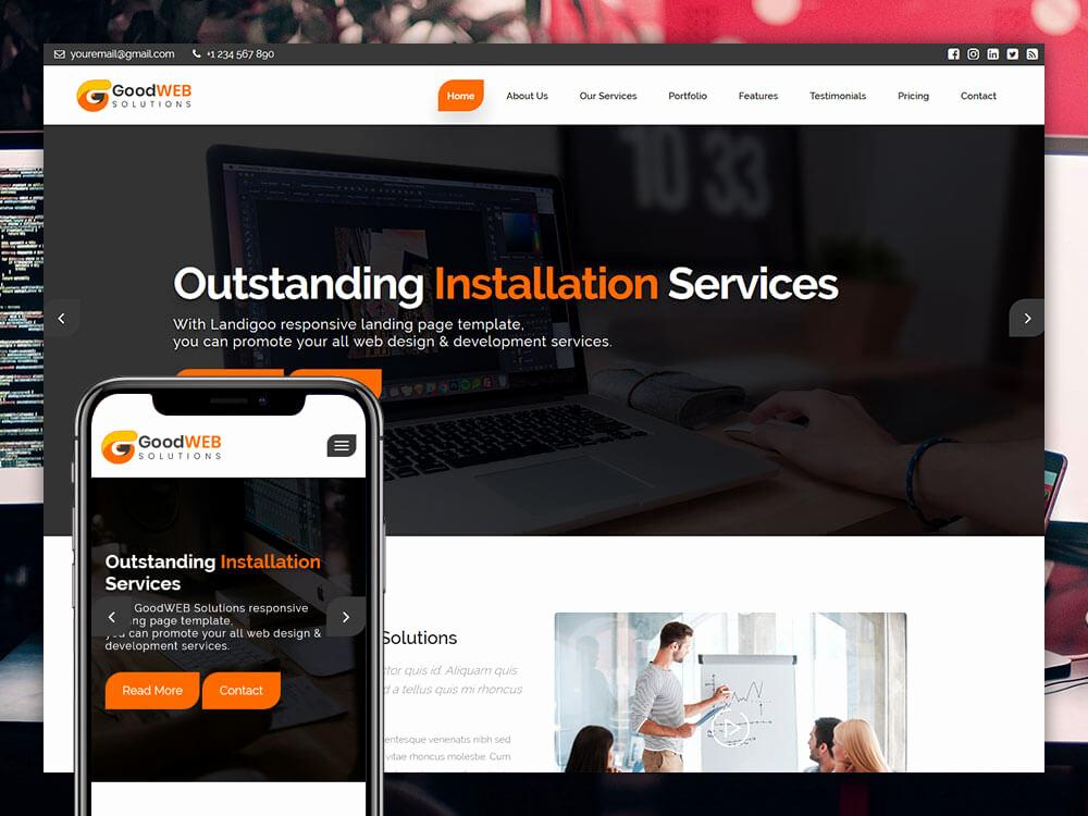 Free Squeeze Page Templates Html
