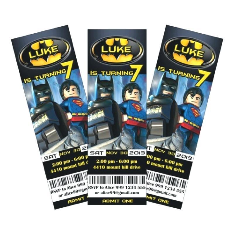 Free Superhero Baby Shower Invitation Templates