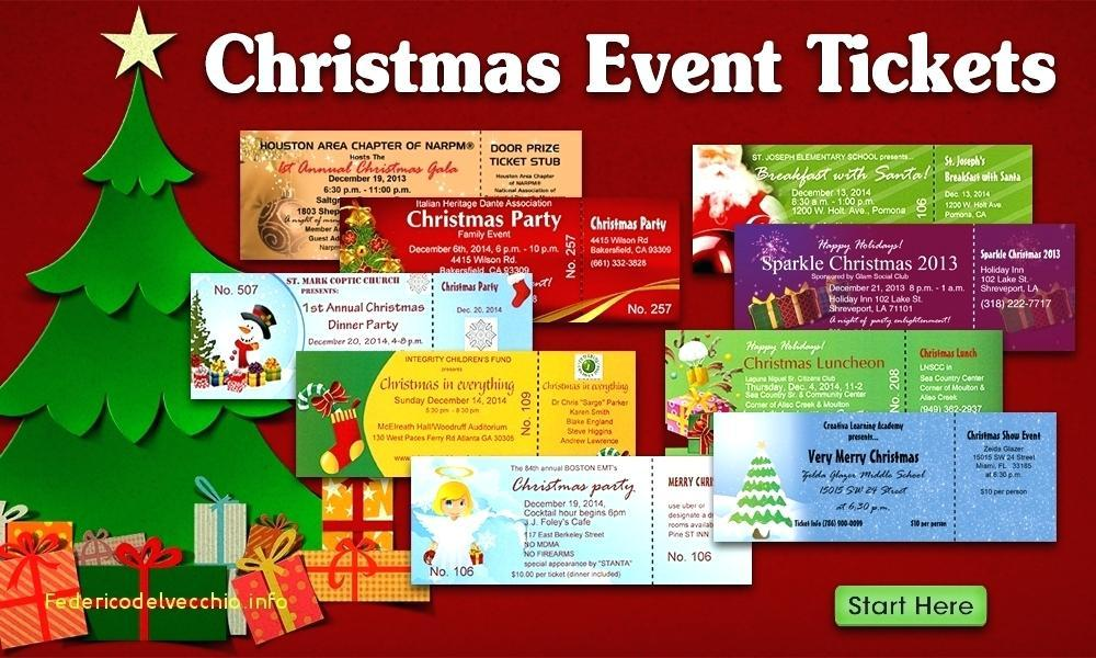Free Tea Party Ticket Template