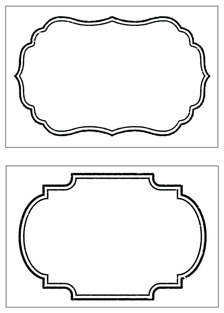 Free Template For Circle Labels
