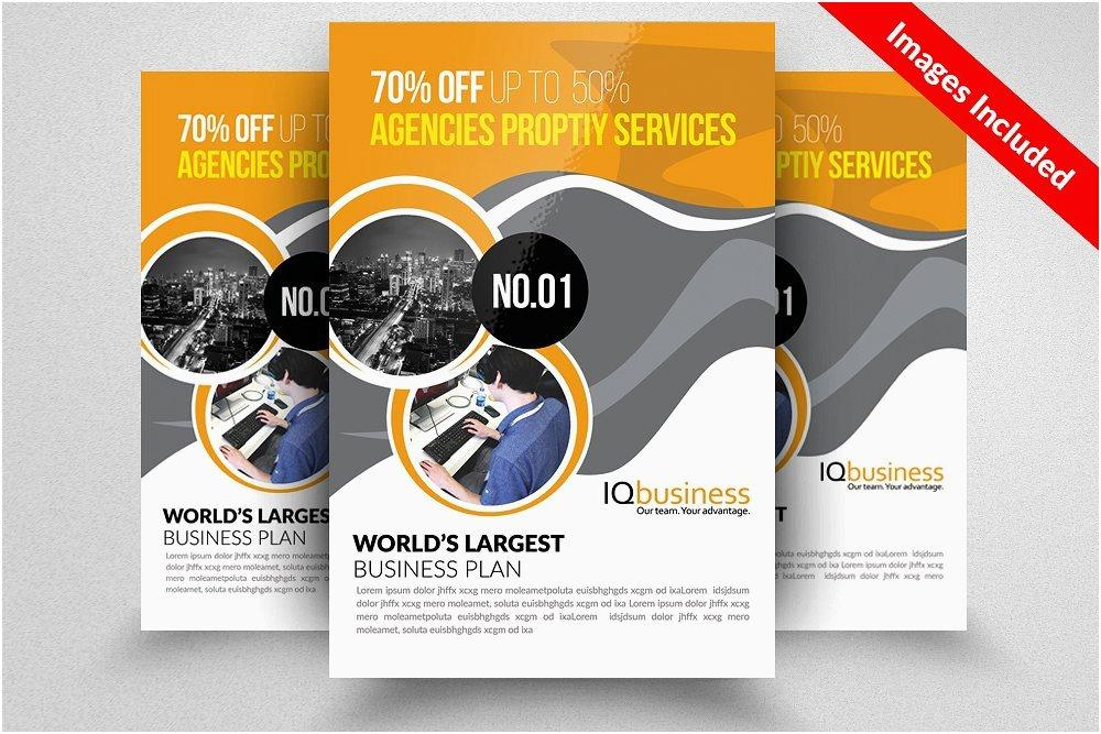 Free Templates For Brochures And Flyers